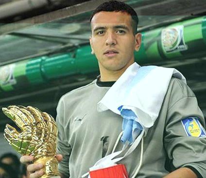 Resultado de imagen para matias cubero guante de oro mundial sub-17